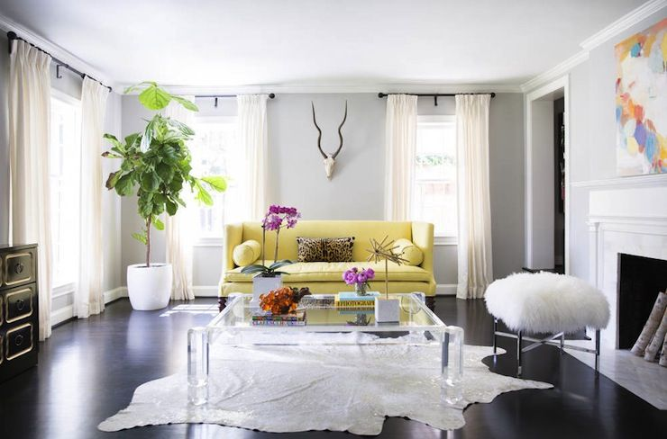 Awesome 28 Best Gray U0026 Yellow Living Rooms/Bedrooms Images On Pinterest | Home,  Living Spaces And Yellow