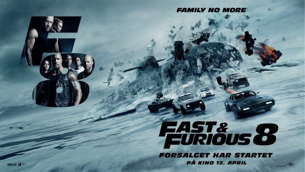 Shining Statham, Determined Diesel, Faltering Film – Fast And The Furious 8u