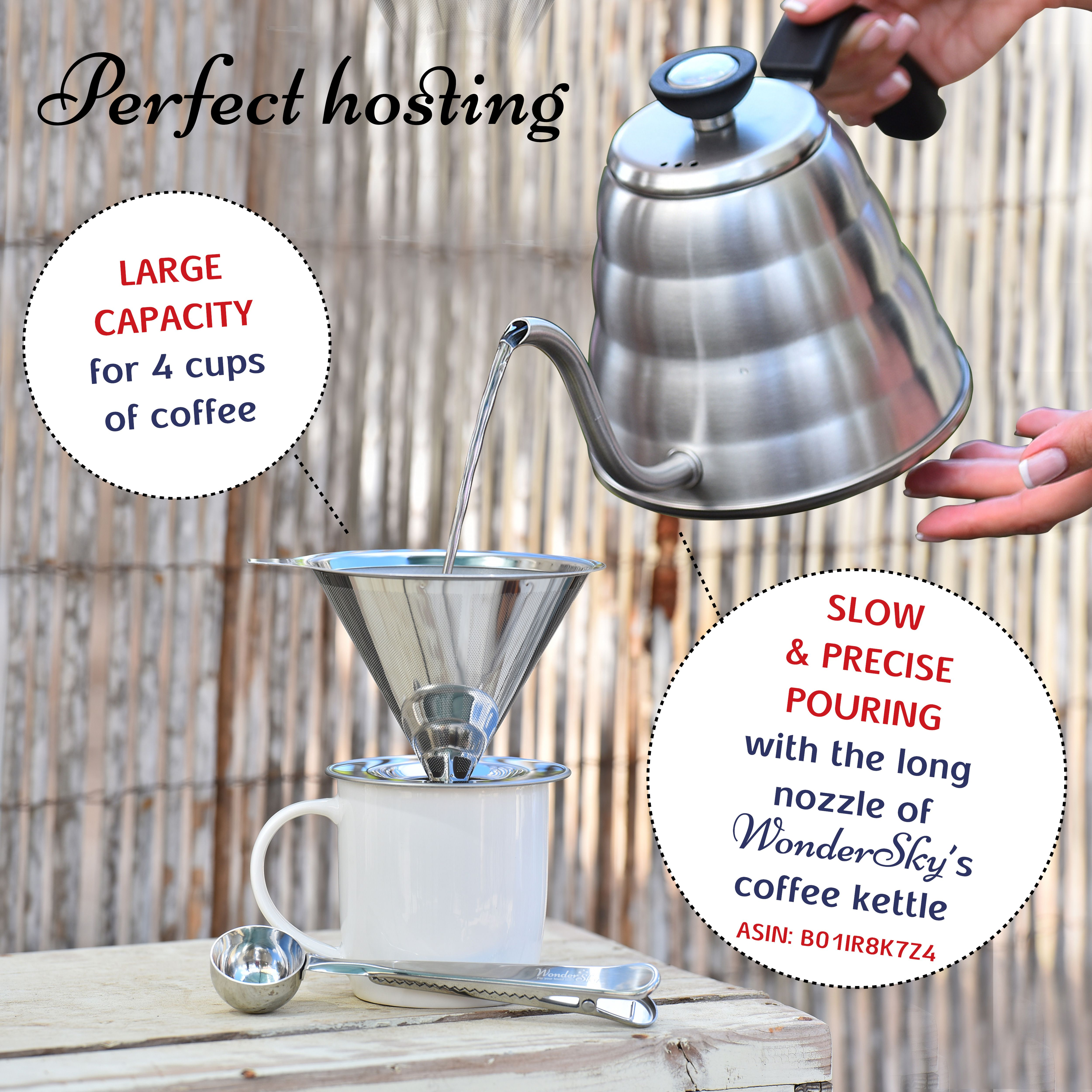 Pin by wondersky on kitchen and dining Coffee in a cone