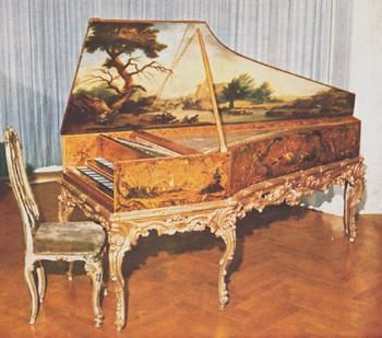 Harpsichord Range | there any significant development of ...
