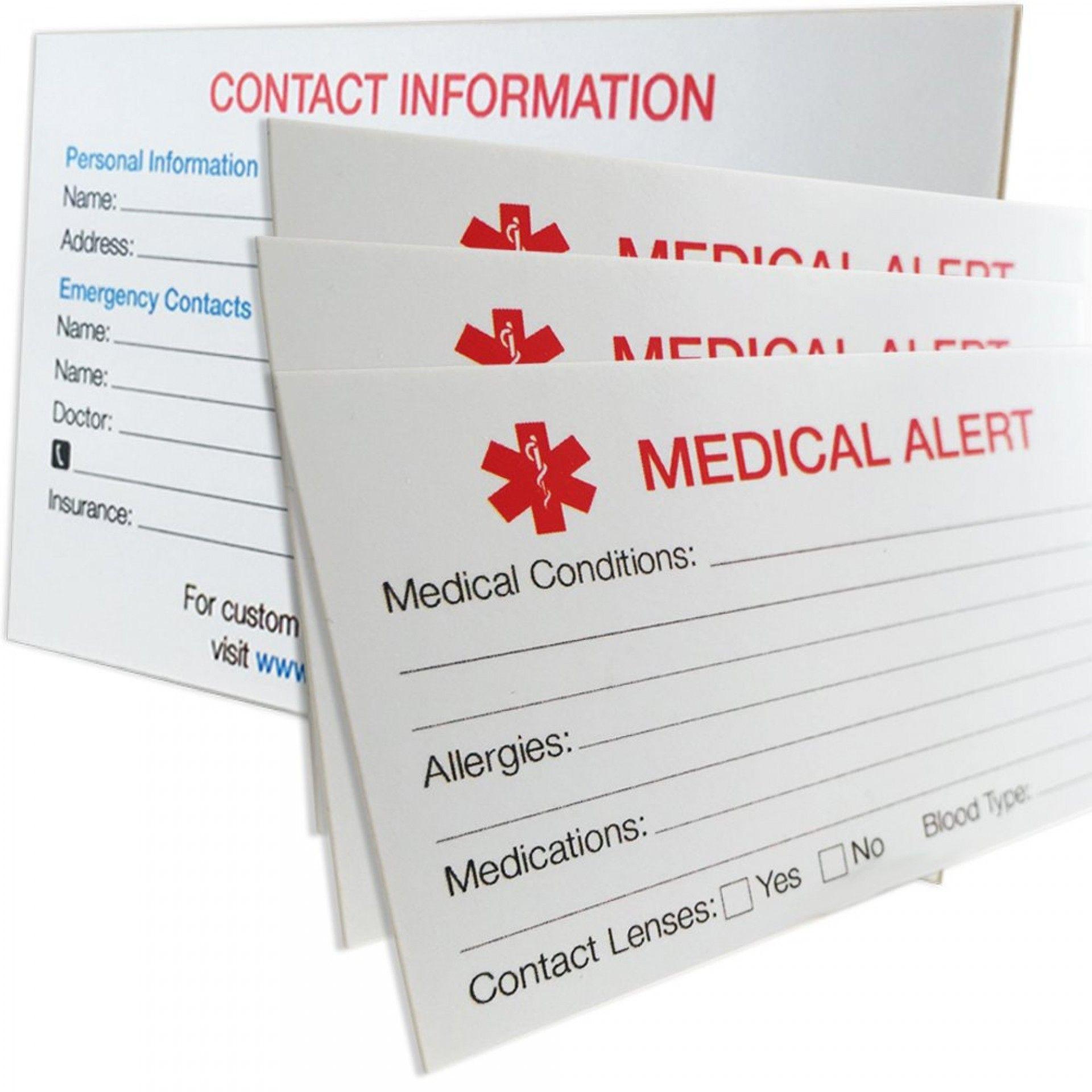 011 Template Ideas Htb1ynxfpvxxxxauaxxxq6xxfxxxo Medical Regarding Medical Alert Wallet Card Template Medical Alert Free Business Card Templates Card Template