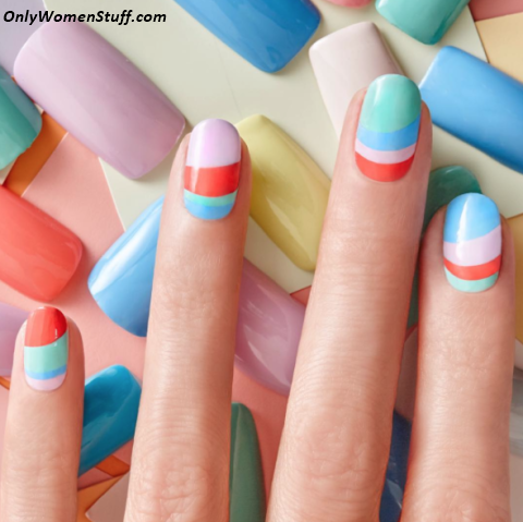 15 easy and simple nail art designs for beginners to do at