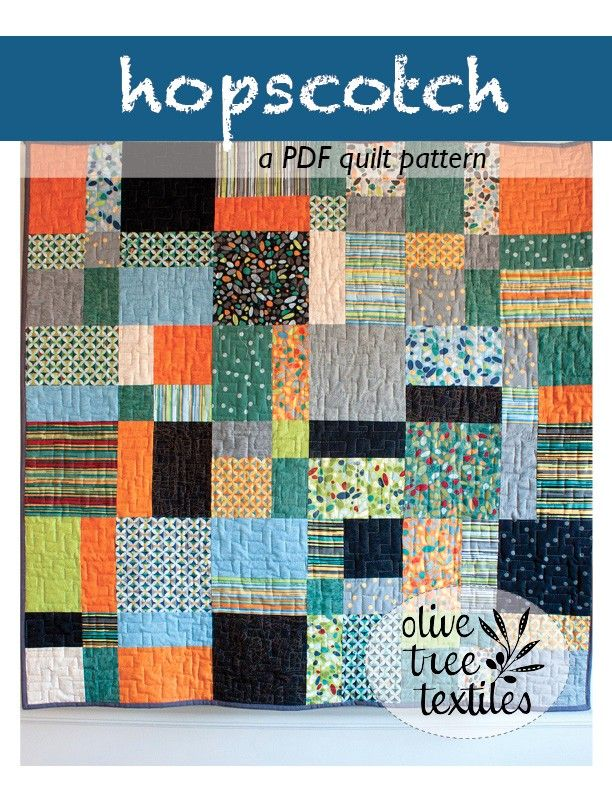 modern quilt patterns by olive tree textiles | Quilting / Sewing ... : pdf quilt patterns free - Adamdwight.com