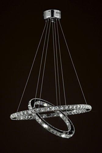 Crystal elipse ring chandelier led chandeliers modern contemporary crystal elipse ring chandelier led chandeliers modern contemporary lighting 23 wide good for dining aloadofball Images