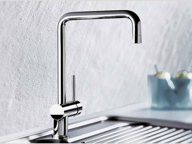 BLANCO FINESS Blanco Armaturen Armaturen Herstelller - küchenarmaturen edelstahl gebürstet