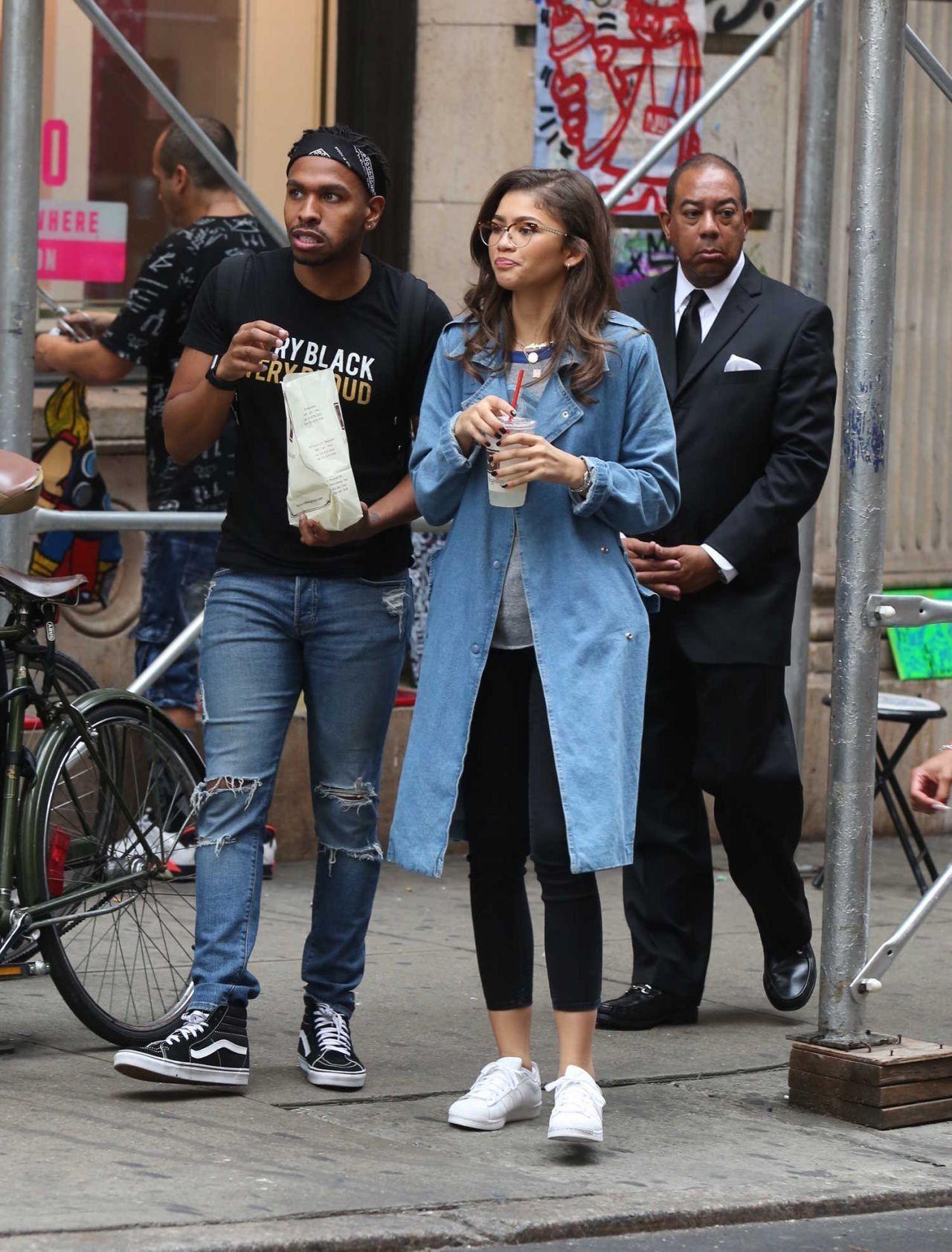 Zendaya is stylish nyc new pics