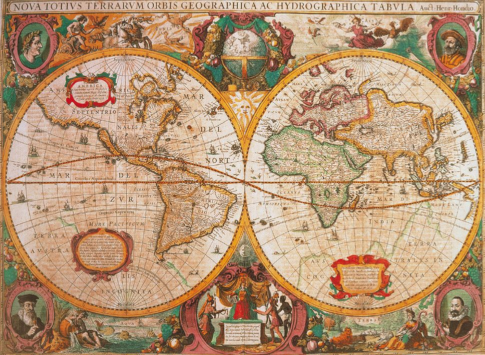 Clementoni puzzle 1000 teile mappa antica alte karte 31229 in clementoni c31229 puzzle 1000 pcs old map gumiabroncs Gallery