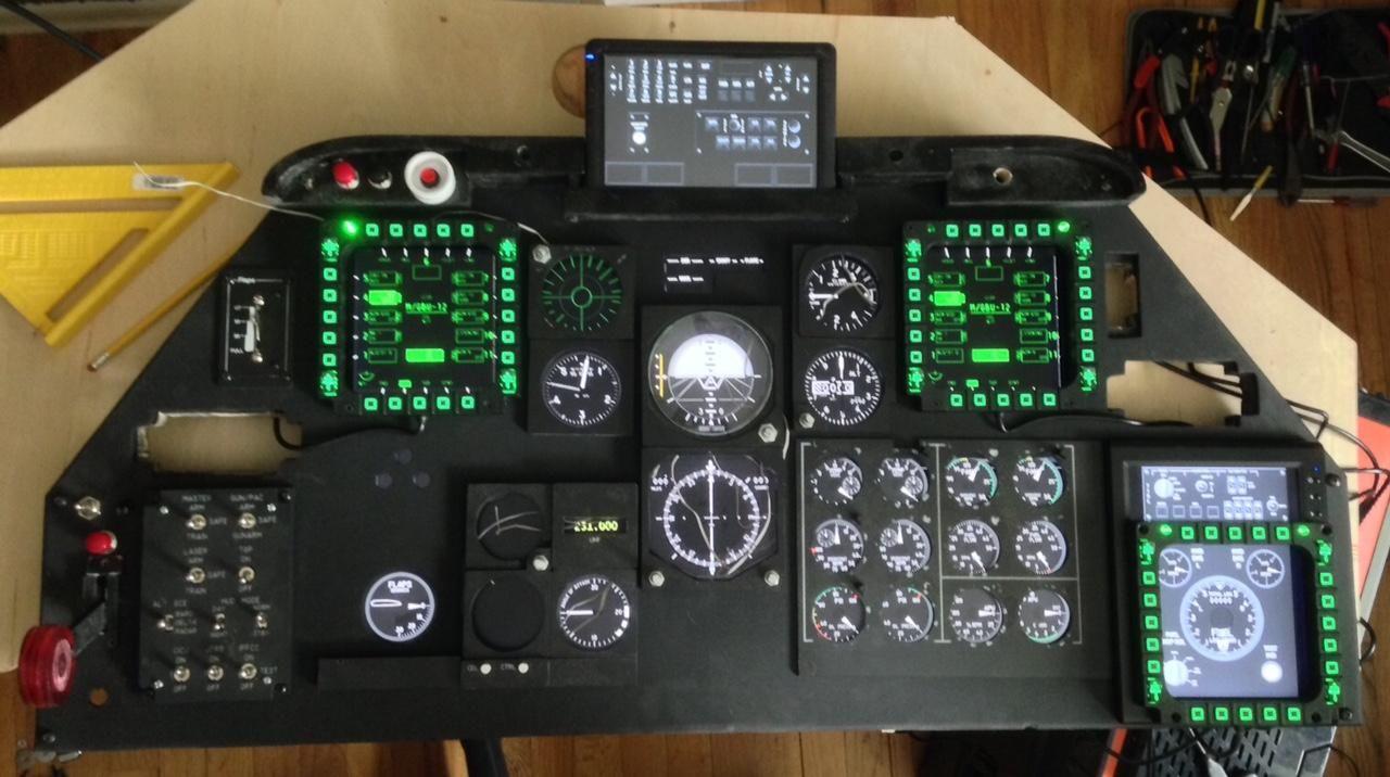Please show off your pit    Flight Sim Pit Builders   SimHQ
