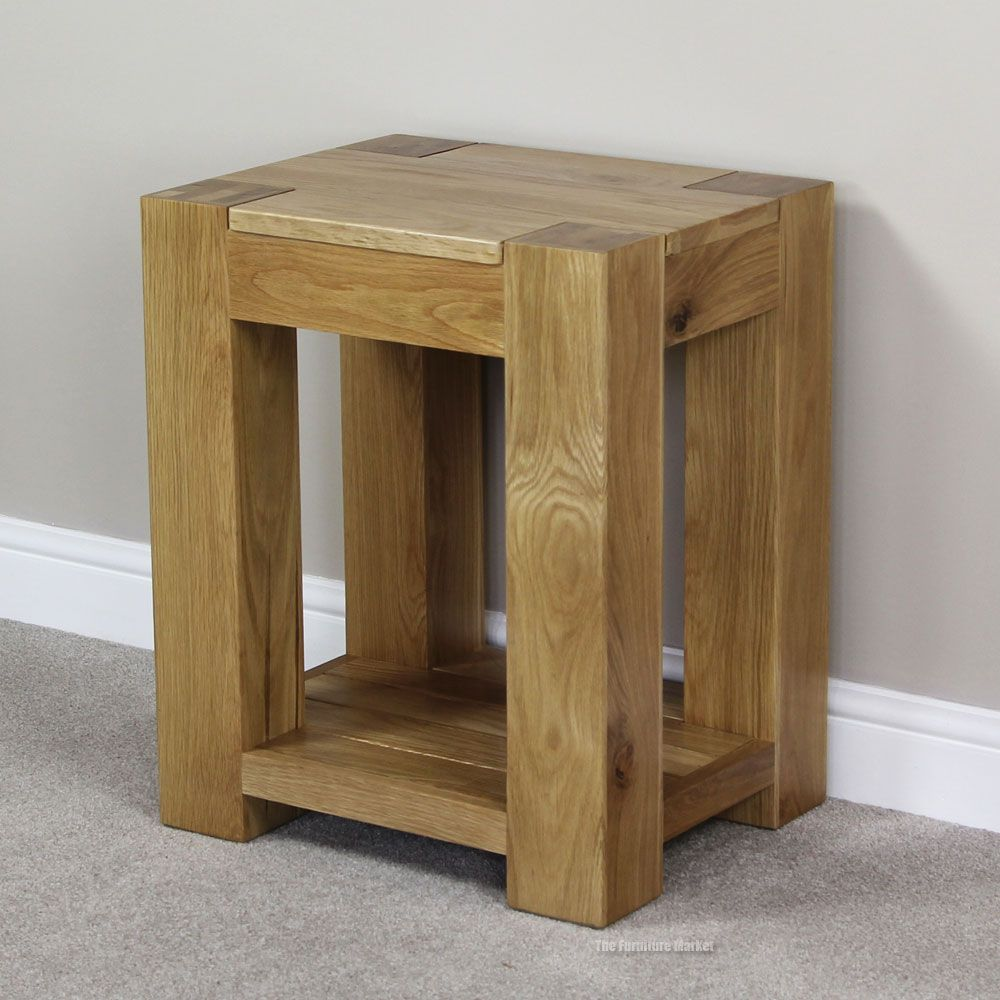 Best Images About Oak Furniture On Pinterest Rustic Fireplace  Pandora Solid Oak Lamp Table
