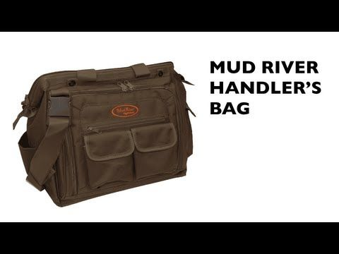 Mud River Handler S Bag Brown Bags Bird Dog Training Dog Trainer