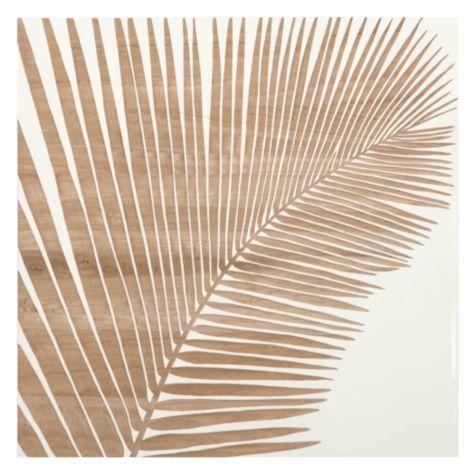 Palm Leaf Panel 1