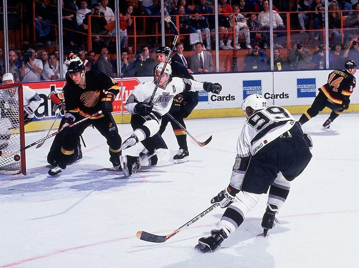 100 Greatest Sports Photos Of All Time Sports Photos Wayne Gretzky Sports