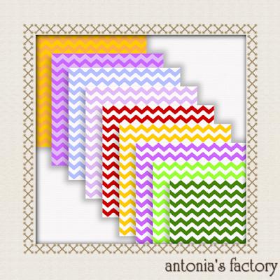 freebies de antonia's factory: papeles zig-zag (reeditados)
