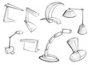 Desk Lamp Ideation 3 Lamp Desk Lamp Lamp Design