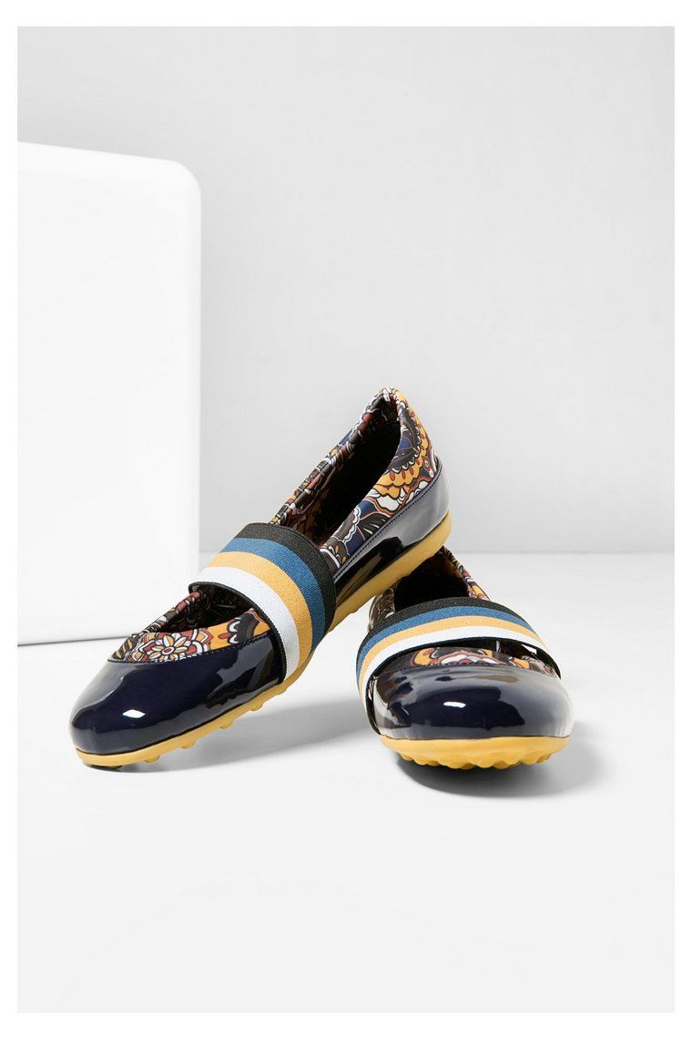 Ballerines Shoes 2016 Blues 70 Chillout 67bs0a7 Fw Desigual nxUanZ4r