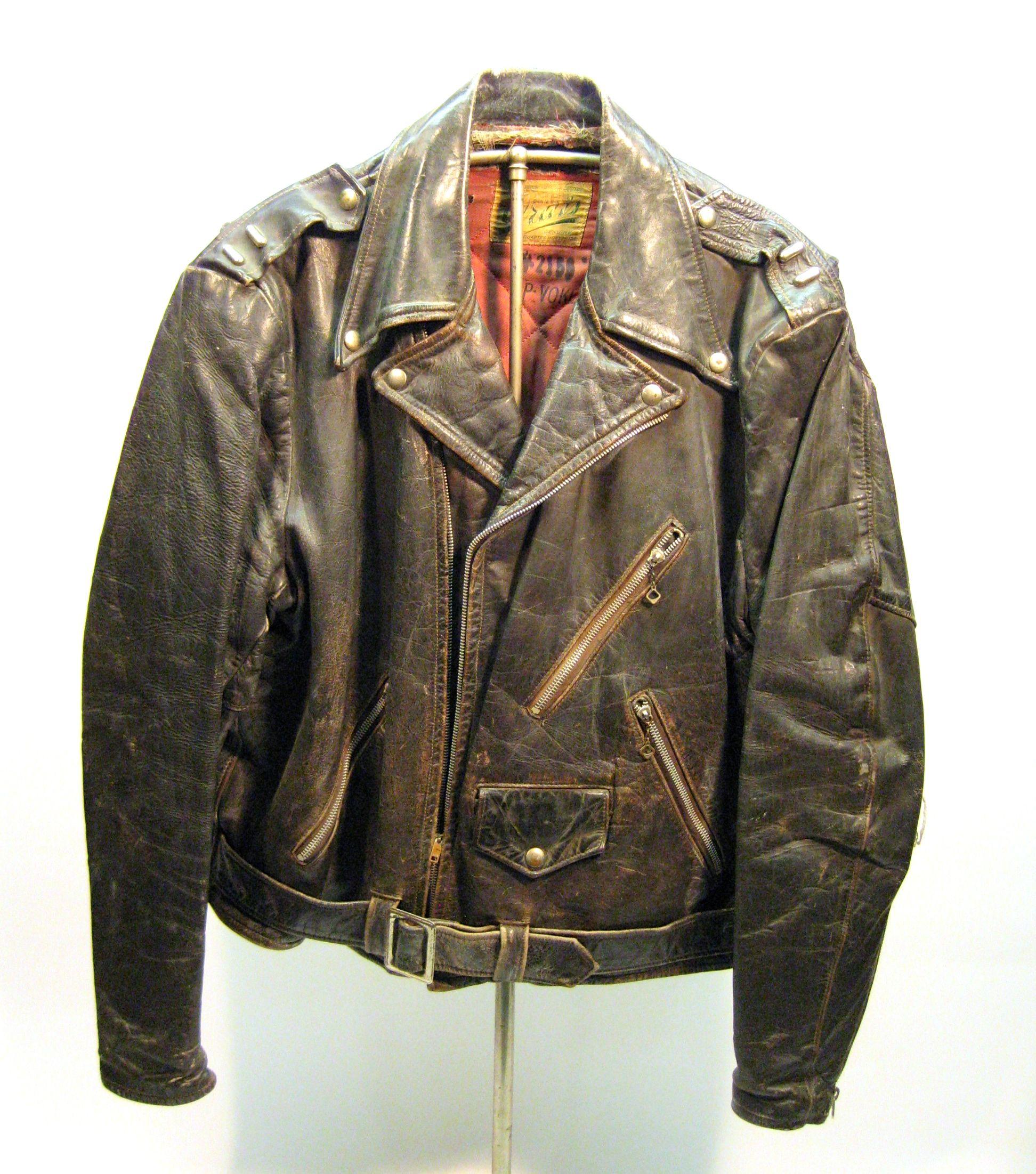 Californian Leather Motorcycle Jacket Vintage Leather Jacket Leather Jacket Vintage Jacket