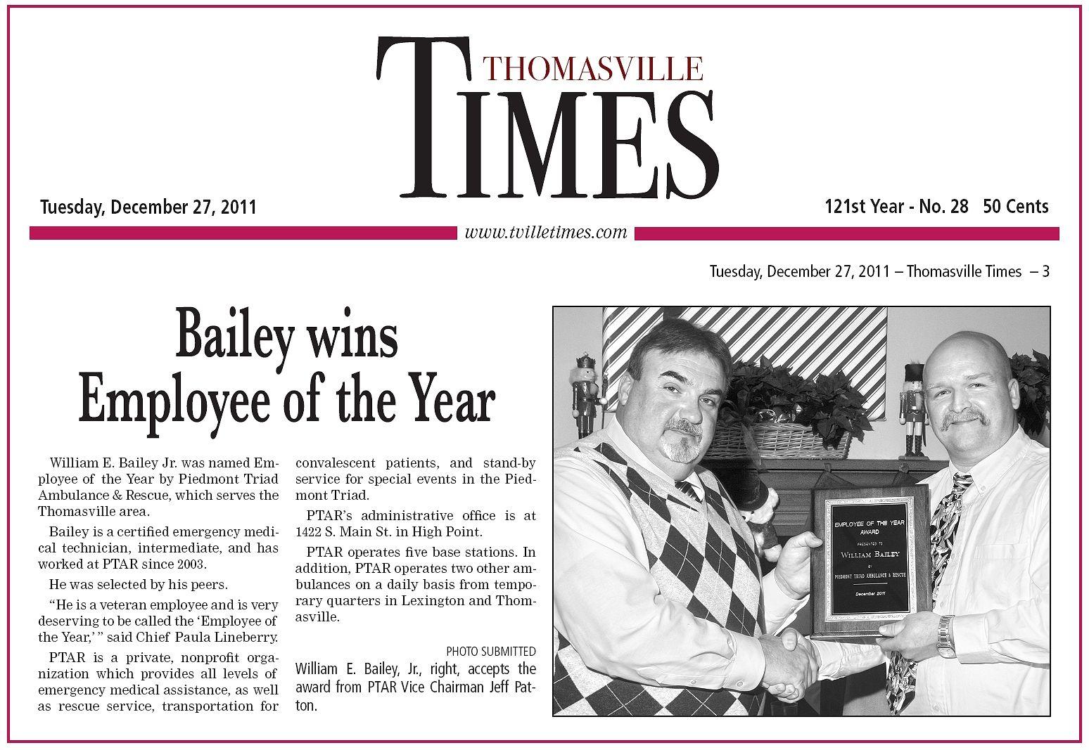 NC newspaper | Thomasville Times Newspaper