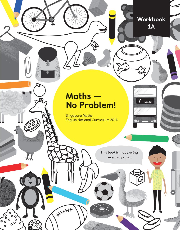 Maths - No Problem Workbook 1A 9781910504017 | Design Ideas ...
