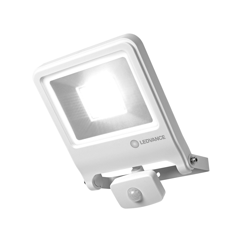 Projecteur A Detection Exterieur Led 4000 Lm Blanc Sensor Endura Flood Ledvance Led Projecteur Et Exterieur