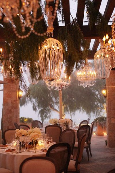 Gorgeous home d cor inspired by your wedding style cr er - Manieres creer decor inspire annees ...