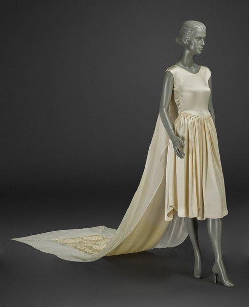 Wedding Dress Artist Unknown Nationality American Creation