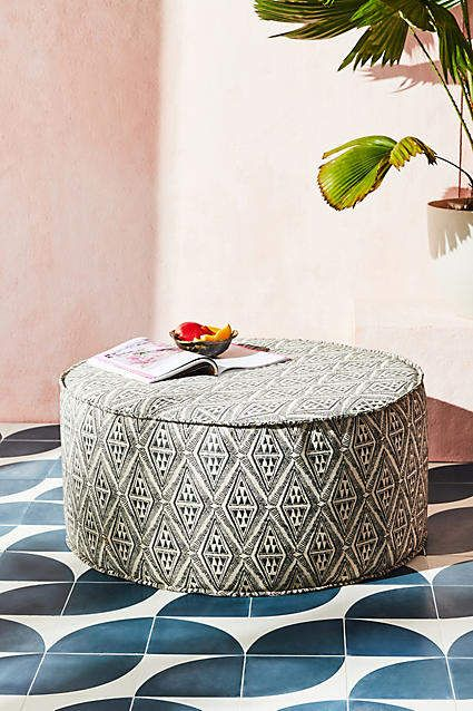 Swell Anthropologie Clive Ottoman In 2019 Products Ottoman Uwap Interior Chair Design Uwaporg