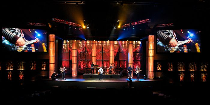 worship stage design stage worship 4 responses the basics of church stage designs