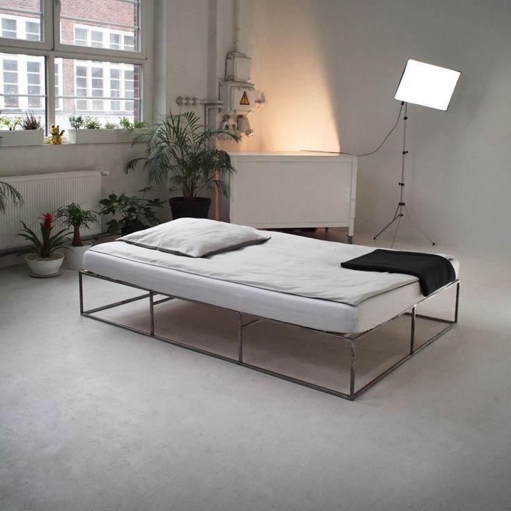 10 Best Monoqi Metallbett Stahlbett Metal Bed Minimalistisch Tolle Bett Modern Design Steel Bed Design Metal Beds Bed