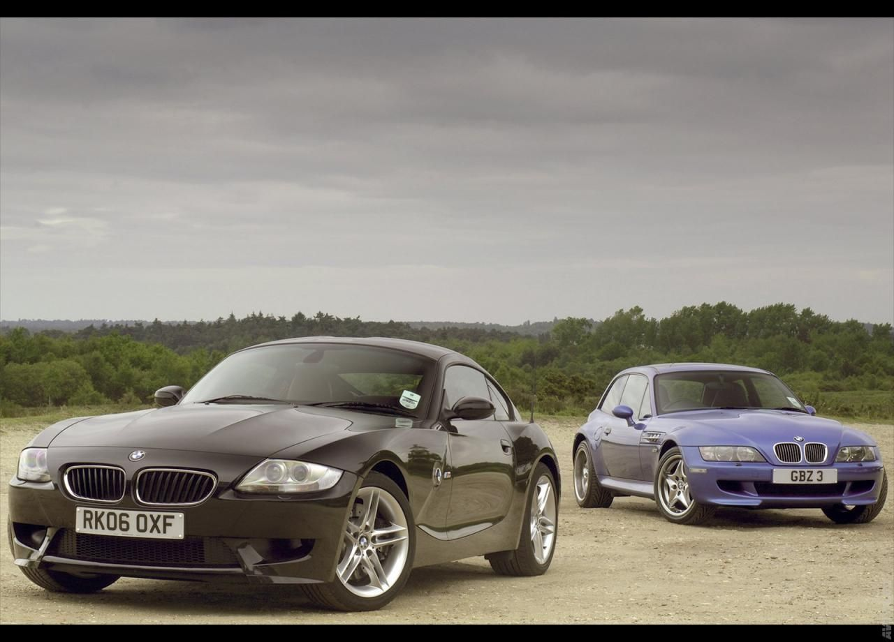 2006 BMW Z4 M Coupe UK version | BMW | Pinterest | Bmw z4, BMW and Cars
