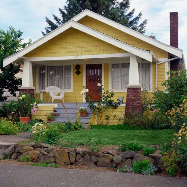 1905-1930: American Bungalow. The Bungalow Is An All