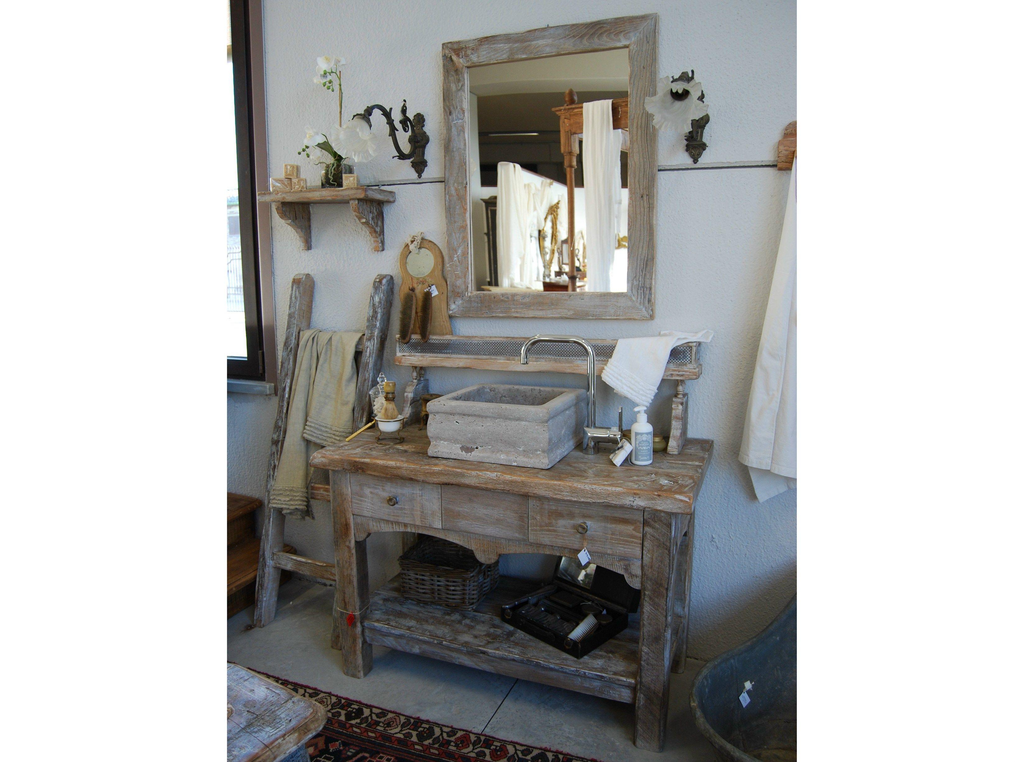 Mobili legno vintage bagni cerca con google sdb