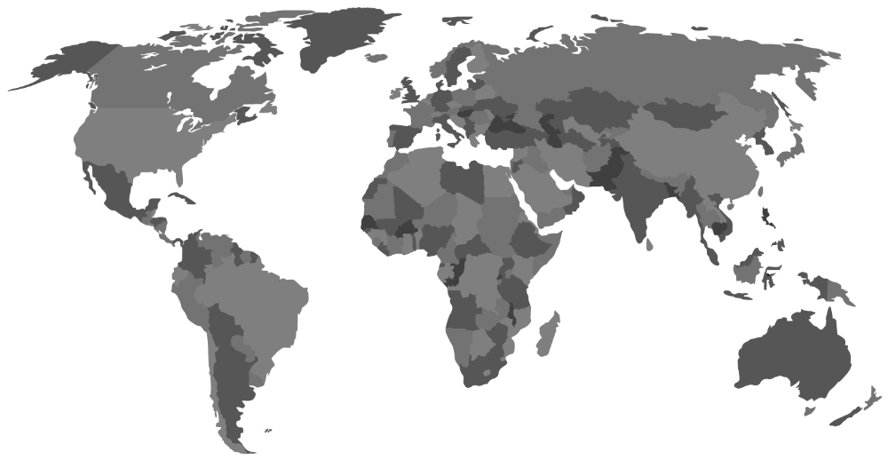 Maailman ympäri in 2020 Art, Map, Diagram