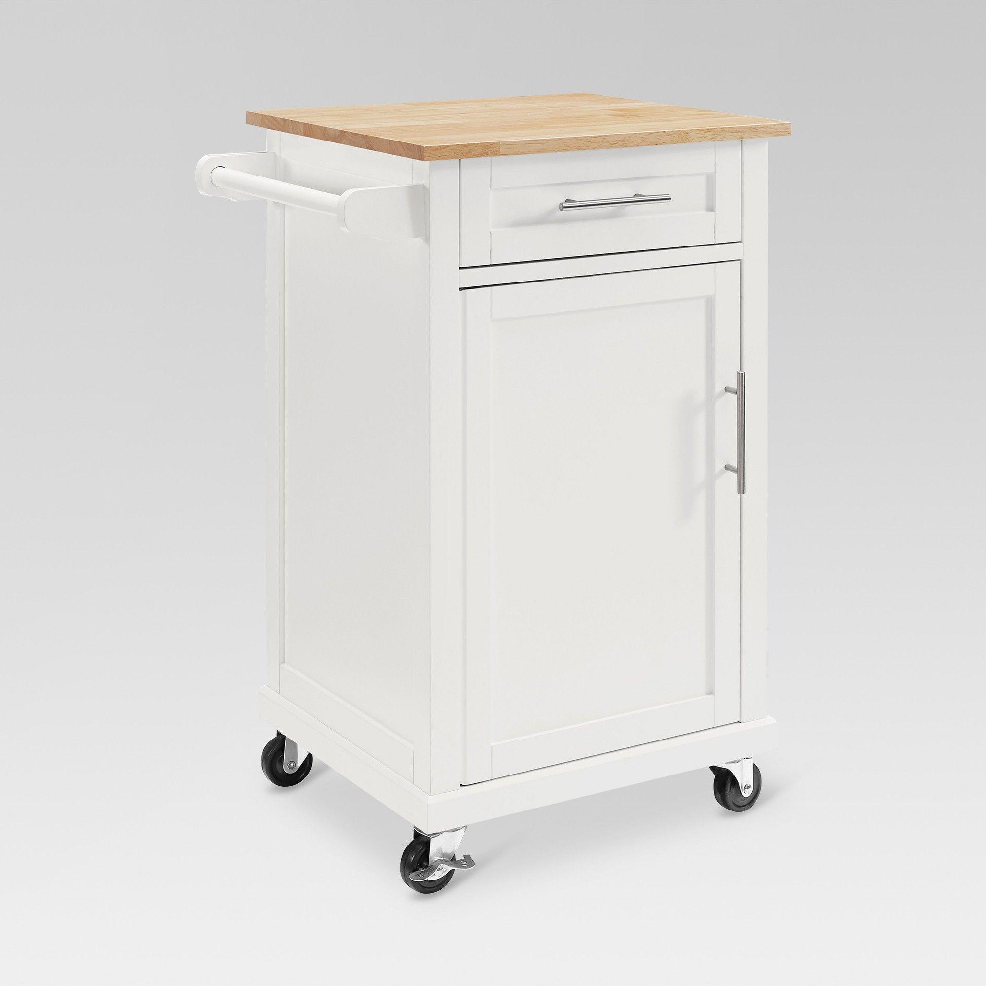 Peachy Carey Small Kitchen Cart White Threshold Kitchen Cart Unemploymentrelief Wooden Chair Designs For Living Room Unemploymentrelieforg