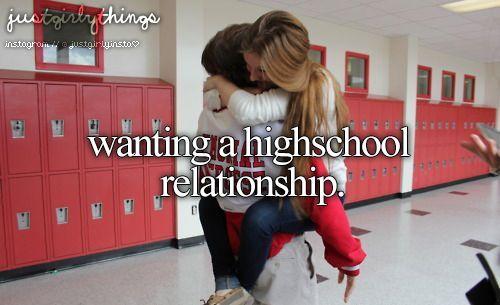 High School...