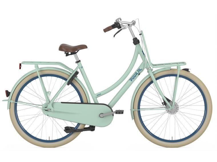 Gazelle Puur Nl 7v Transportfahrrad Transport Fahrrad Fahrrad Gazellen