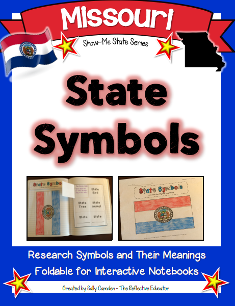 Missouri State Symbols Science Social Studies Instruction
