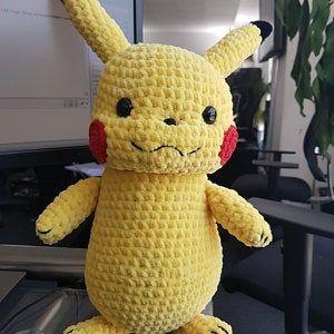 AMIGURUMI Giraffe pattern -  Crochet giraffe toy PDF pattern - Knit Stuffed Toys for baby - Plush Gi #crochetgiraffepattern