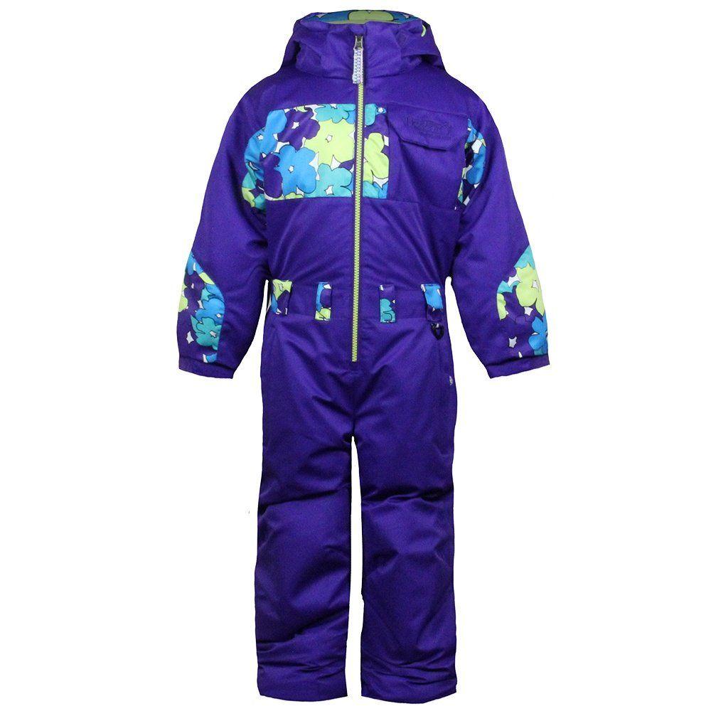 Snow Dragons Snow Day Insulated Ski Suit (Toddler Girls') | Peter Glenn