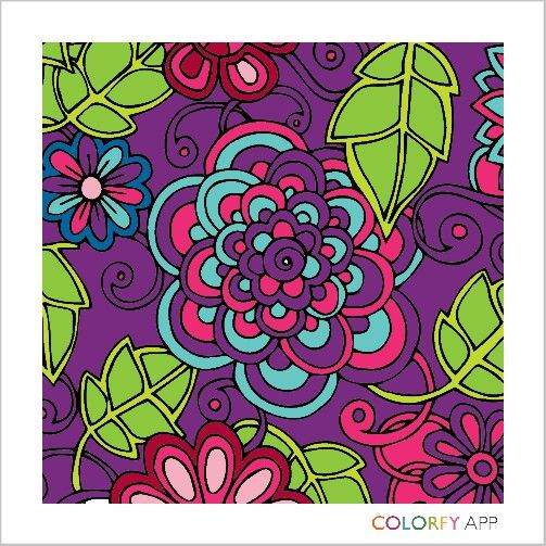 Patricklameni Gmail Com Artwork Colorful Art Coloring Books
