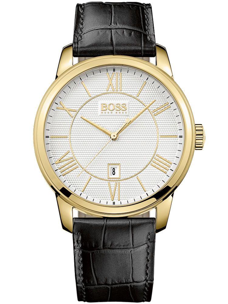 Ceasuri Chrono12 Boss Black Uhr 1512972 Herren Gold Schwarz 43 Mm Hugo Boss Watches Mens Watches For Sale Best Watches For Men