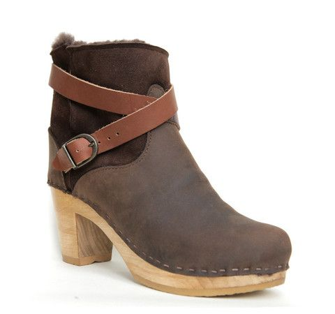 Shearling boots from @Bryr Studio - made in Minnesota! #madeintheusa