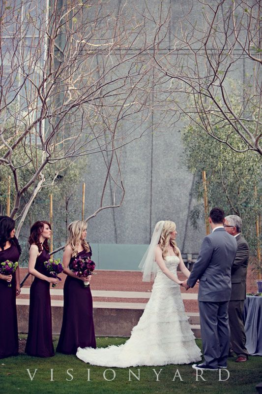 phoenix art museum garden ceremony events amp weddings