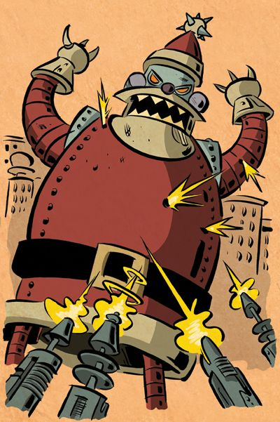 Futurama Christmas Episodes.Pin By Miguel Eins On Characters Futurama Robot Santa