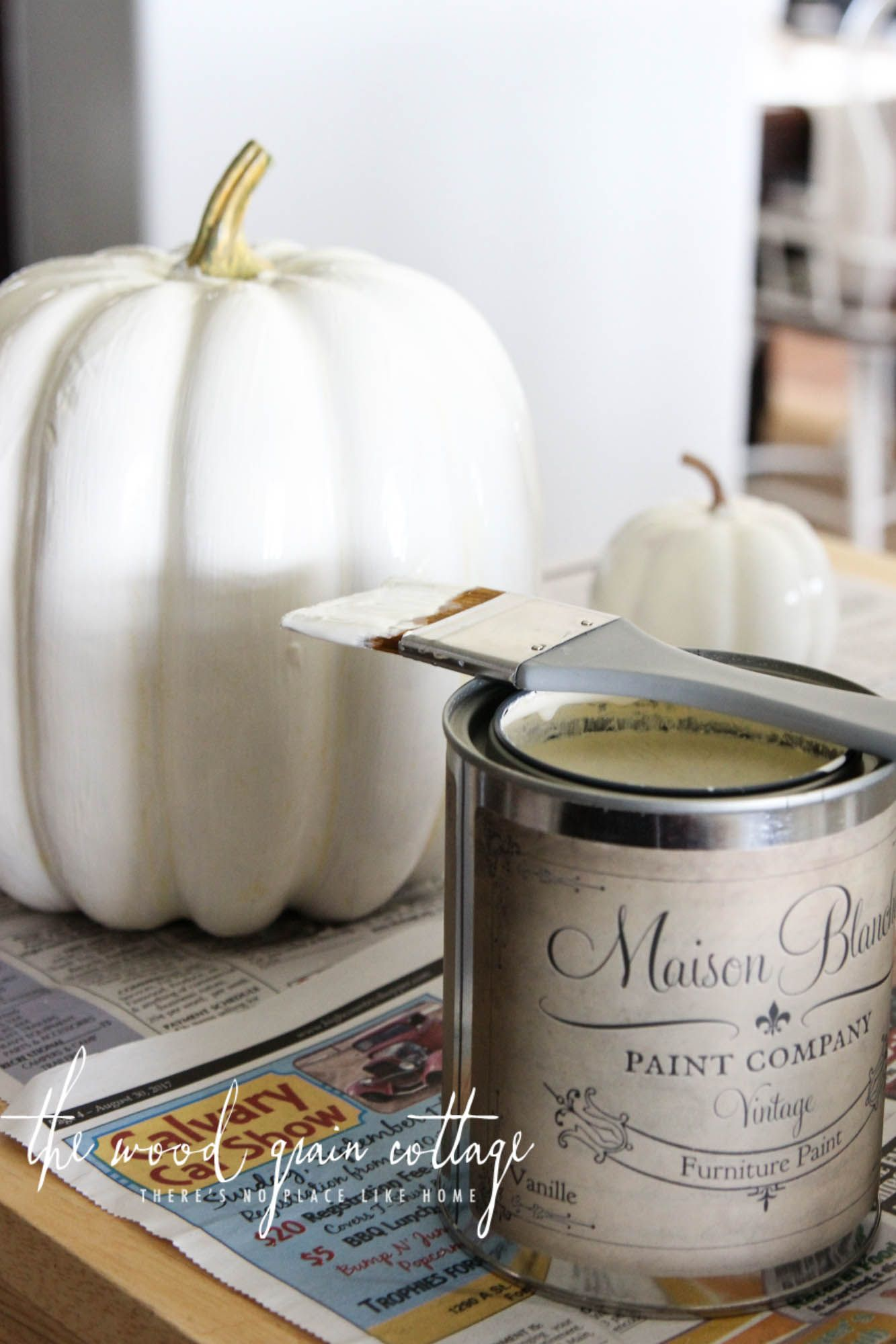 Diy Painted Pumpkins