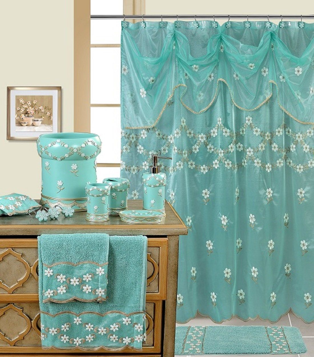 Search Results For 54x78 Shower Curtain