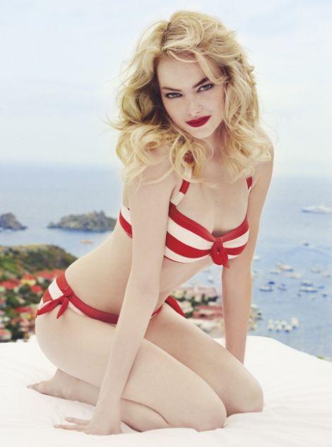 Emma Stone for Vanity Fair.
