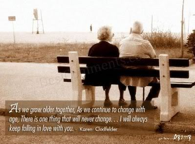 Love Love Marriage Quotes Old Couple In Love Love And Marriage