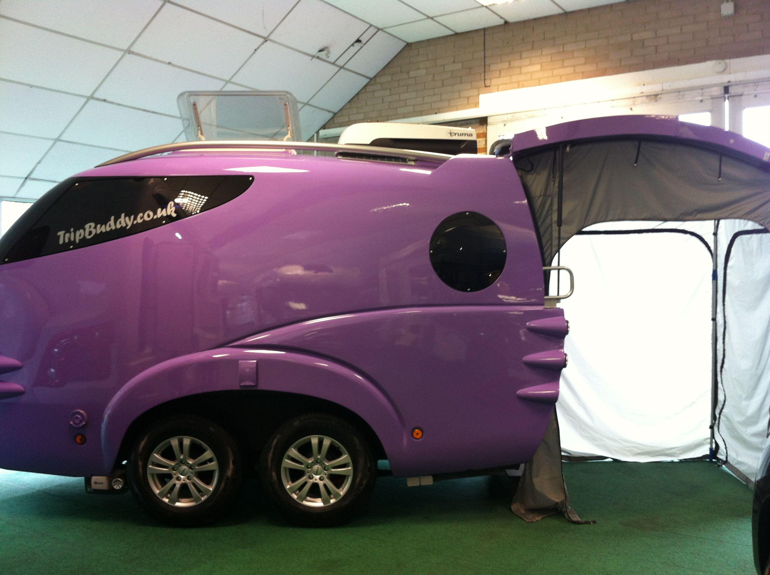 Tripbuddy Trailer Design Caravan