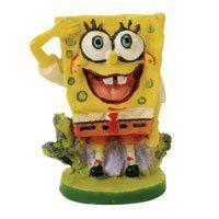 """SpongeBob SquarePants® 2"""" SpongeBob® Aquarium Ornament"""