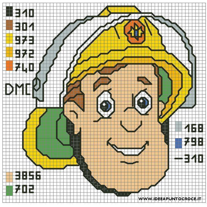 Pin Von Leanne Sullivan Auf Crochet For Ben Feuerwehrmann Sam